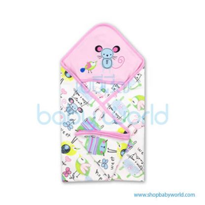 Baby Cuddle/Towel B001(1)