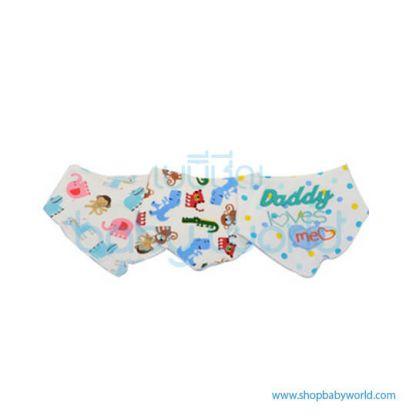 Haowei Baby Bibs 3pcs Set B032(12)