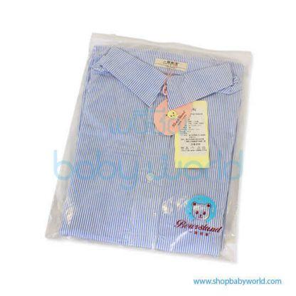 Bearsland pinstripe dress BA570 L(1)