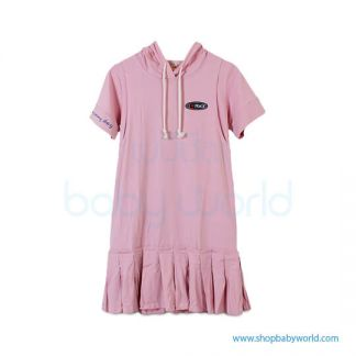 Bearsland pink dress BB094 L(1)