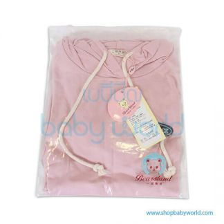 Bearsland pink dress BB094 M(1)