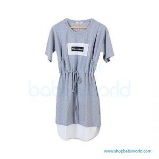 Bearsland print dress BB097 L(1)