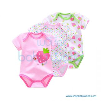 Little Inventor baby romper BF01-00001(1)