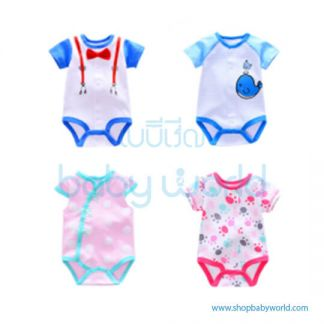 Little Inventor Baby romper BF01-00003(1)