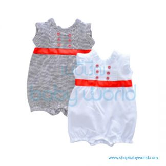 Little Inventor baby romper BF01-00009(1)