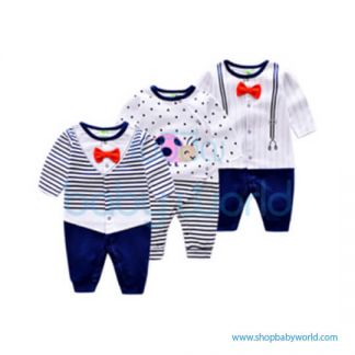 Little Inventor baby romper BF01-00010(1)