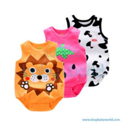 Little Inventor baby romper BF01-00011(1)