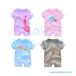 Little Inventor baby romper BF01-00012(1)