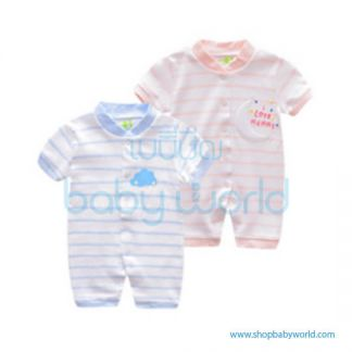 Little Inventor baby romper BF01-00014(1)