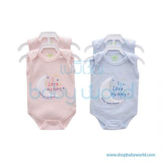Little Inventor Baby Romper BF01-00015(1)
