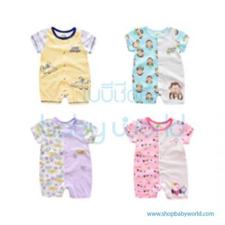 Little Inventor baby romper BF01-00016(1)