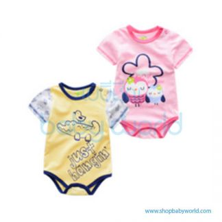Little Inventor baby romper BF01-00017(1)