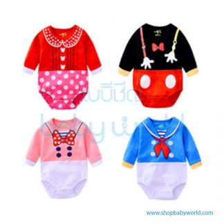 Little Inventor baby romper BF01-00019(1)