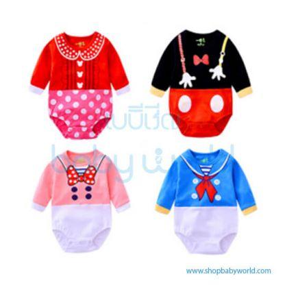 Little Inventor baby romper BF01-00019(1)