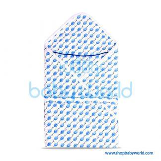 Muslin Tree Cuddle Towel - Blue Balloon 85*85(1)