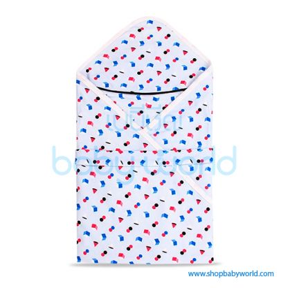Muslin Tree Cuddle Towel - Cube 85*85(1)