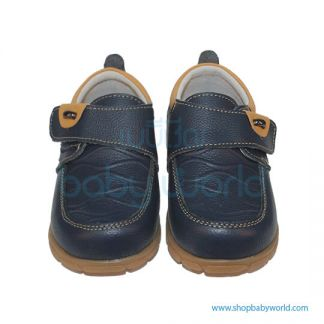 Snoffy Autumn Leather Shoes CBBB16803 Blue 23(1)