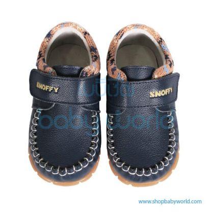 Snoffy Autumn Leather Shoes CBBB16806 Coffee 21(1)