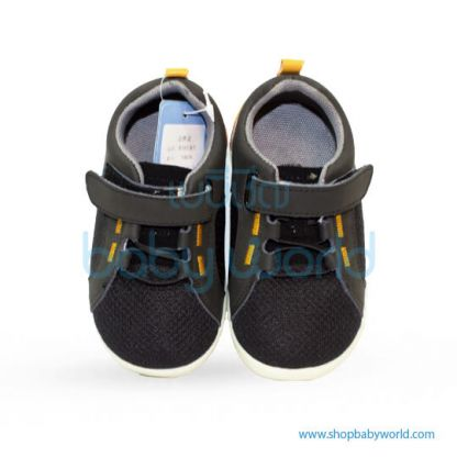 Snoffy First Step Shoes 18836 Black 24(1)