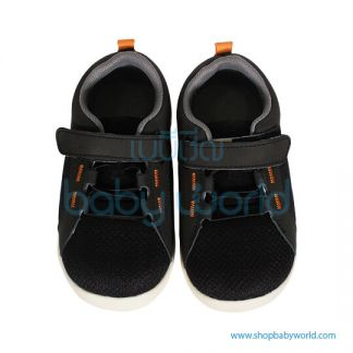 Snoffy First Step Shoes 18836 Black 25(1)