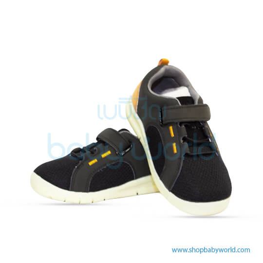 Snoffy First Step Shoes 18836 Black 27(1)