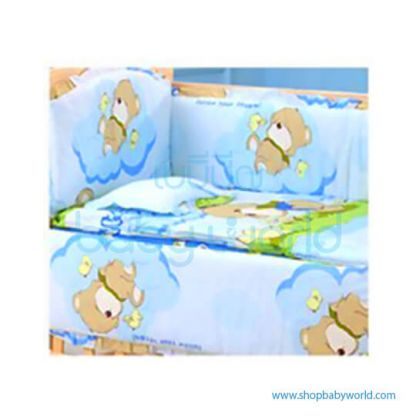 Craft Baby Bedding Set for Wooden Crib CBBS-9 (100*56)