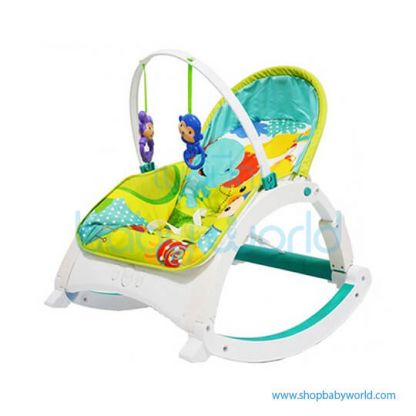 Cici 2 in 1 Baby Rocker CC9900(6)