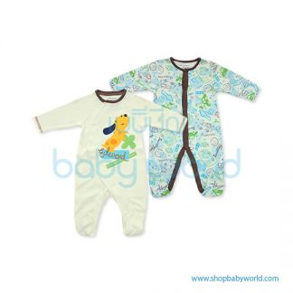 Malimarihomemarihome Sleepsuit W/Foot E11D7009Bb
