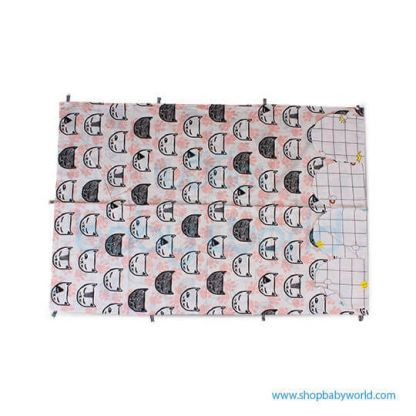Muslin Tree Bedding Set - Cat(1)