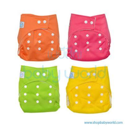 Haowei Baby Cloth Diapers (Diaper + Insert) H15031(1)