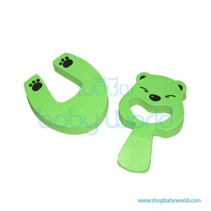 PapaMama Door Stopper - Bear Shape(1)