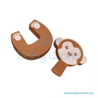 PapaMama Door Stopper - Monkey Shape(1)