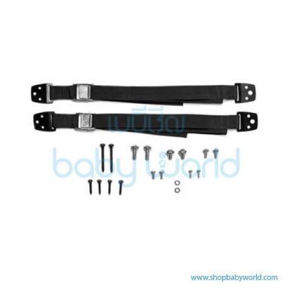 Jike Adjustable Safety Lock Belt for TV - 2pcs(1)