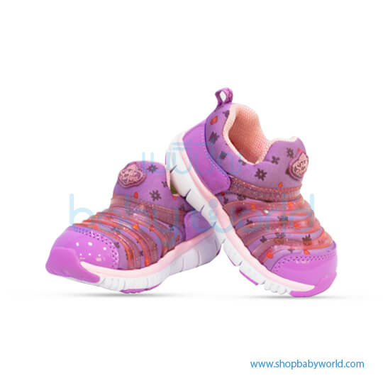 Snoffy Sport Shoes LCYD16801 Purple 22(1)