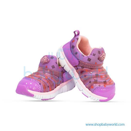 Snoffy Sport Shoes LCYD16801 Purple 23(1)
