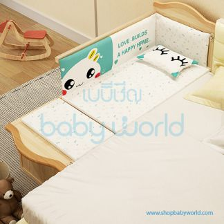 Craft Baby Bedding Set for Wooden Crib LBBS-10 (100*56)