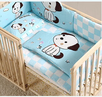Craft Baby Bedding Set for Wooden Crib LBBS-9 (100*56)