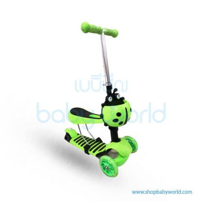 Micmax 3-in-1 Kids Scooter with Seat MG-12(1)