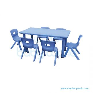 Monle kids rectangle table ML-1809501(1)