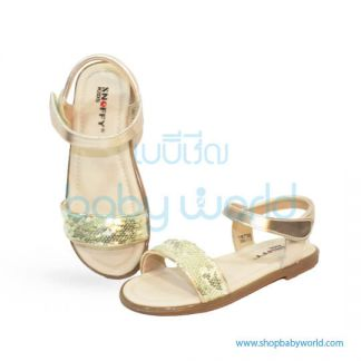 Snoffy Summer Shoes NALZ18735 Gold 30(1)