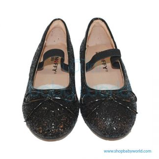 Snoffy Autumn Leather Shoes NAQK18814 Black 28(1)