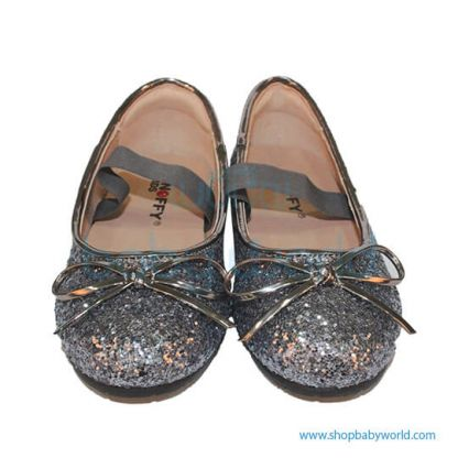 Snoffy Autumn Leather Shoes NAQK18814 Space Grey 27(1)
