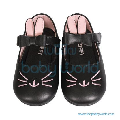 Snoffy First Step Shoes P3ABB18801 Black 22(1)