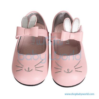 Snoffy First Step Shoes P3ABB18801 Pink 21(1)