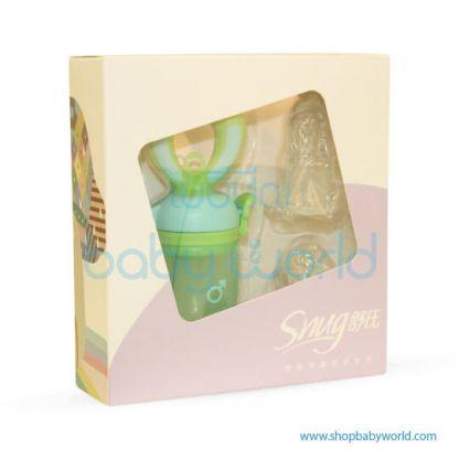 Snug Food Feeder Trainer Green S1042 (1)(1)