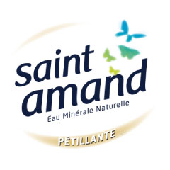 Saint Amand Strawberry Flavor 0.33L(24)