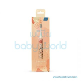 Yijian Waterproof Electronic Toothbrush Pink T3 (1)(1)