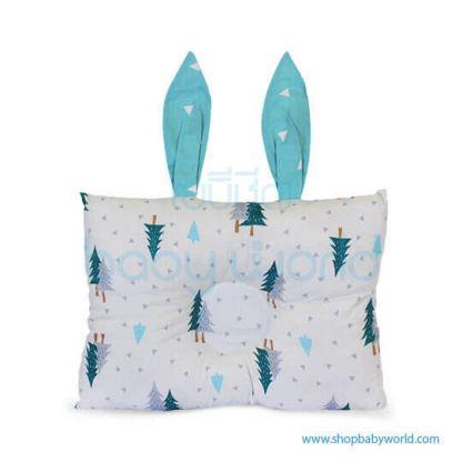 (H) Muslin Tree Ear Pillow - Green Tree(1)