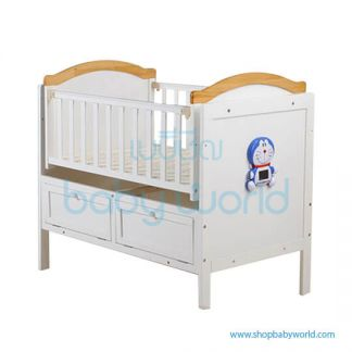 Craft Baby Wooden Crib XBD-181 (108*65*94)