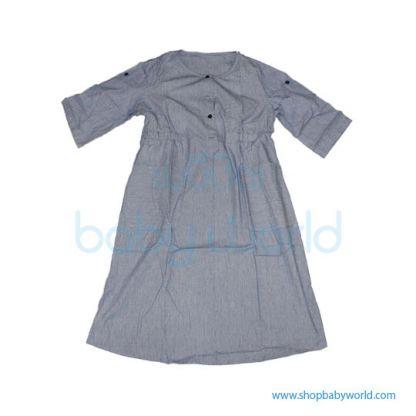 Love In Colors Breastfeeding Dress YBQ861933-D(1)